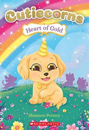 HEART OF GOLD by Shannon Penney