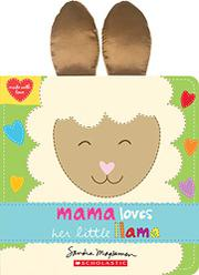 MAMA LOVES HER LITTLE LLAMA by Sandra Magsamen