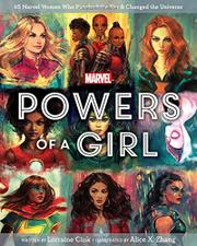 POWERS OF A GIRL by Lorraine Cink