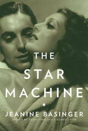 Cover art for THE STAR MACHINE