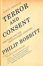 TERROR AND CONSENT by Philip Bobbitt
