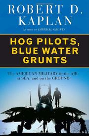 Book Cover for HOG PILOTS, BLUE WATER GRUNTS