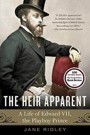 THE HEIR APPARENT by Jane Ridley