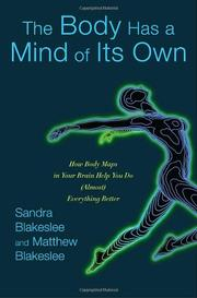 Cover art for THE BODY HAS A MIND OF ITS OWN