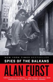 Book Cover for SPIES OF THE BALKANS