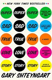 Cover art for SUPER SAD TRUE LOVE STORY