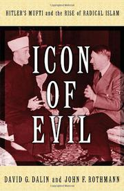 ICON OF EVIL by David G. Dalin