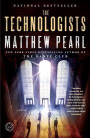 Cover art for THE TECHNOLOGISTS