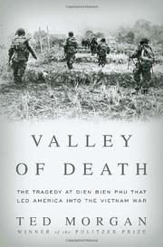 Cover art for VALLEY OF DEATH