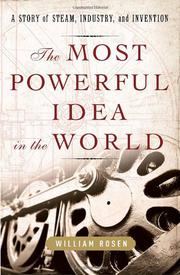 Cover art for THE MOST POWERFUL IDEA IN THE WORLD