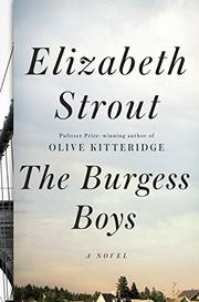 THE BURGESS BOYS by Elizabeth Strout