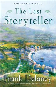Book Cover for THE LAST STORYTELLER