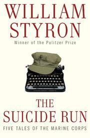 THE SUICIDE RUN by William Styron