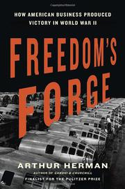 Cover art for FREEDOM'S FORGE