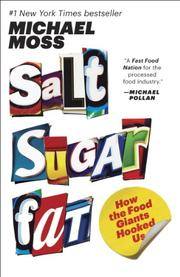 Book Cover for SALT SUGAR FAT