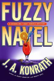 FUZZY NAVEL by J.A. Konrath