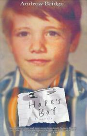 HOPE'S BOY by Andrew Bride