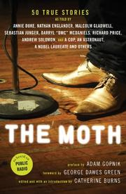 THE MOTH by Catherine Burns
