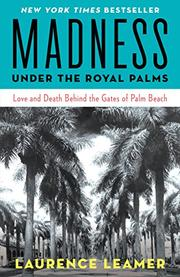Book Cover for MADNESS UNDER THE ROYAL PALMS
