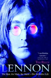 LENNON by Tim Riley