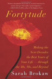FORTYTUDE by Sarah Brokaw