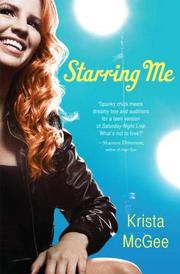 Cover art for STARRING ME