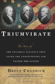 Cover art for TRIUMVIRATE