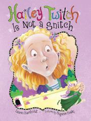 Book Cover for HAILEY TWITCH IS NOT A SNITCH