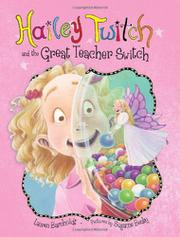 Book Cover for HAILEY TWITCH AND THE GREAT TEACHER SWITCH