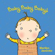 Book Cover for BABY BABY BABY