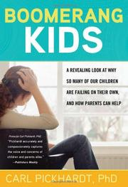 BOOMERANG KIDS by Carl Pickhardt