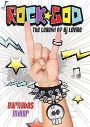 ROCK GOD by Barnabas Miller