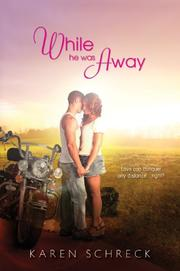 Cover art for WHILE HE WAS AWAY