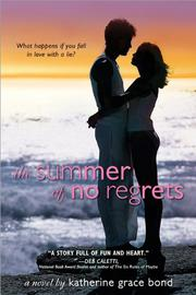 Book Cover for THE SUMMER OF NO REGRETS