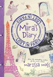 LOST IN PARIS by Marissa Moss