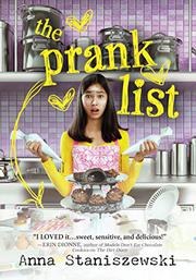 THE PRANK LIST by Anna Staniszewski