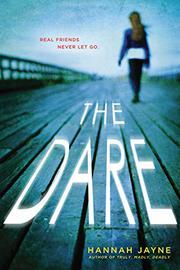 THE DARE by Hannah Jayne