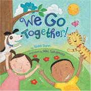 Book Cover for WE GO TOGETHER!