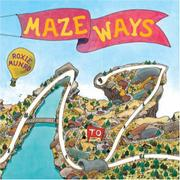 Cover art for MAZE WAYS