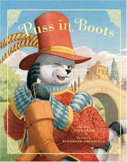 Book Cover for PUSS IN BOOTS