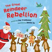 Cover art for THE GREAT REINDEER REBELLION
