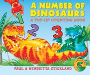 A NUMBER OF DINOSAURS by Paul Stickland