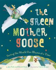 THE GREEN MOTHER GOOSE by Jan Peck