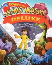 Book Cover for DOWN AT THE DINO WASH DELUXE