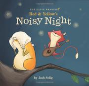 Cover art for RED & YELLOW'S NOISY NIGHT