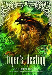 Book Cover for TIGER'S DESTINY