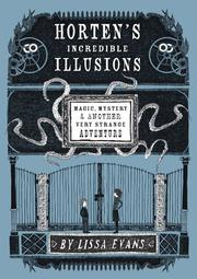 Cover art for HORTEN'S INCREDIBLE ILLUSIONS