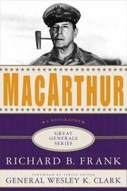 MACARTHUR by Richard B. Frank