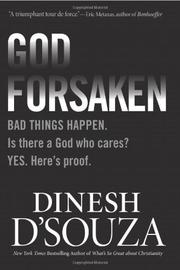 Book Cover for GODFORSAKEN