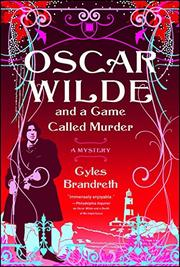 Cover art for OSCAR WILDE AND A GAME CALLED MURDER